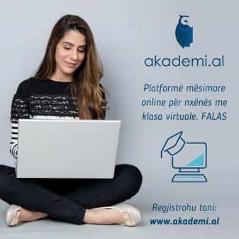 Platformë mësimore online për nxënës me klasa virtuale. Falas. (1)