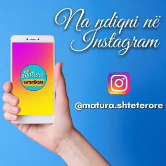 Na ndiqni në Instagram